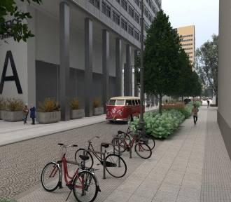 W Śródmieściu powstaną trzy nowe ulice