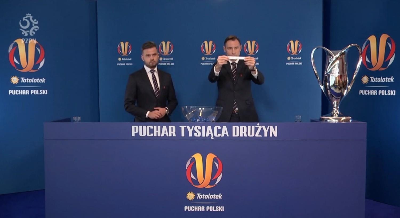 Wylosowano pary 1/16 finału Totolotek Pucharu Polski