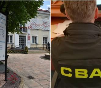 Kontrola CBA w Urzędzie Miejskim w Dąbrowie Tarnowskiej