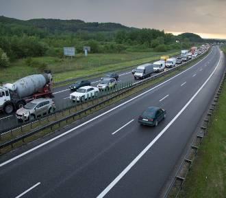 Nowa autostrada A4 między Legnicą, a Lubinem? Oto koncepcje! [DOKŁADNE PRZEBIEGI]