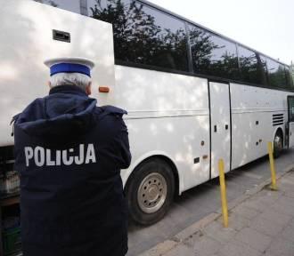 Policja zapowiada wzmożone kontrole autokarów na Dolnym Śląsku
