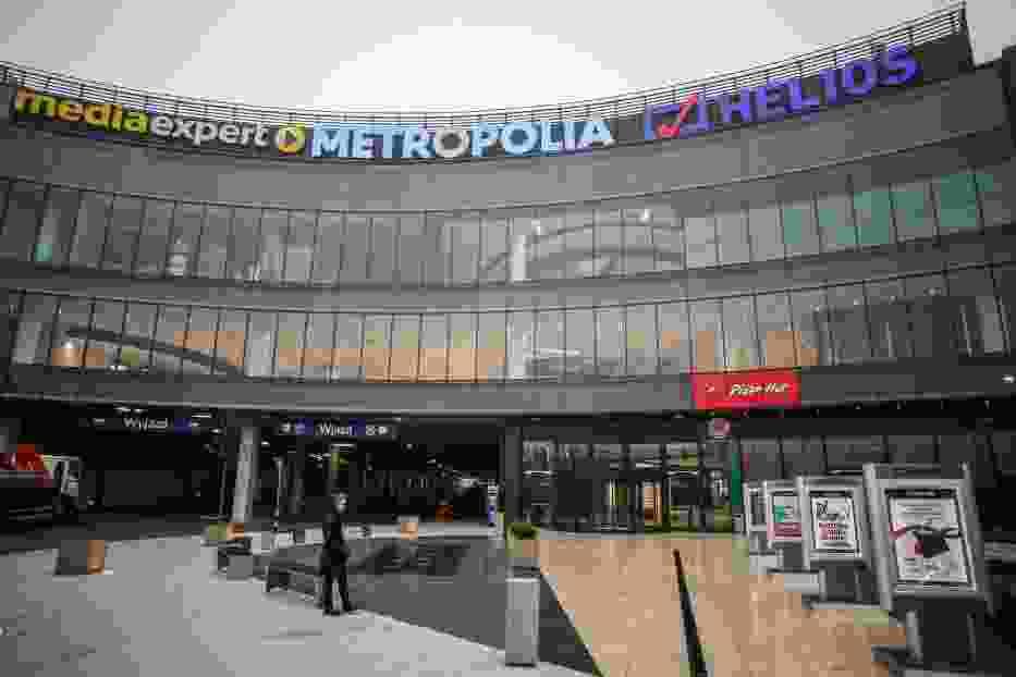 Tak wygląda Galeria Metropolia w Gdańsku Wrzeszczu