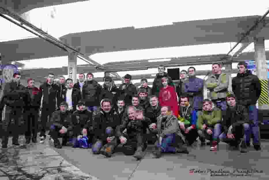 Zawodnicy GP Częstochowy w kartingu halowym   Fot