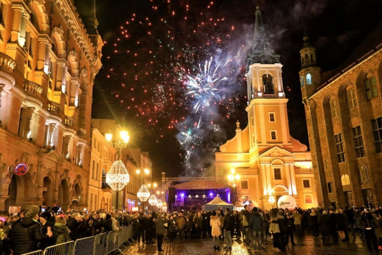 Przedstawiamy dziesięć propozycji balów i imprez na koniec roku 2019, które proponują lokale w Toruniu i okolicznych miejscowościach