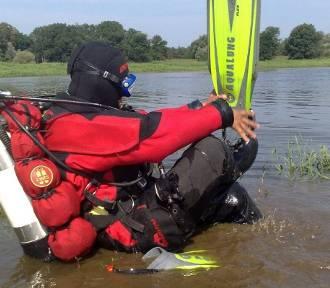 Tragiczny finał akcji ratunkowej na Odrze. Poszukiwany wędkarz nie żyje