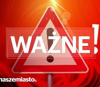 Sławno - Borne Sulinowo: Służbowy samochód strażacki dachował, kierowca uciekł
