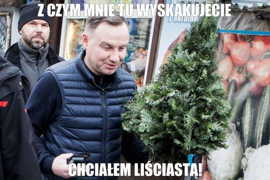 Andrzej Duda na koronawirusa zaszczepi się jako jeden z ostatnich