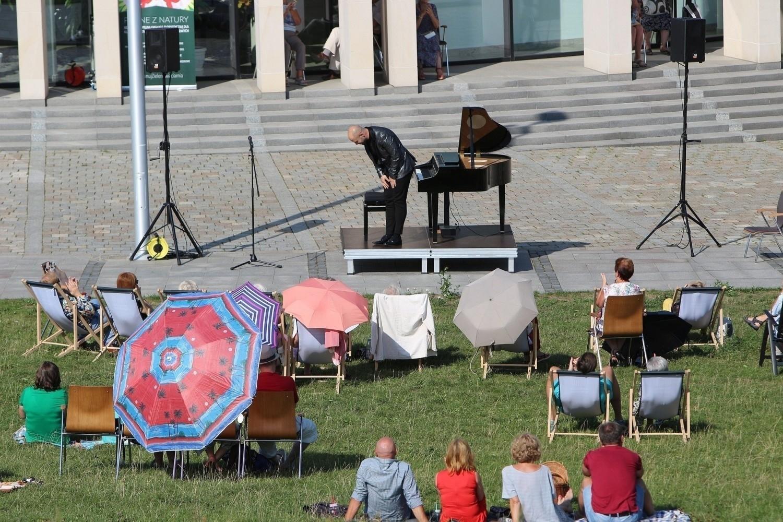 Filharmonia w plenerze organizuje już Pikniki Chopinowskie
