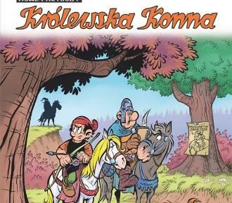 """Kajko i Kokosz. Nowe Przygody """"Królewska konna"""" [RECENZJA]"""