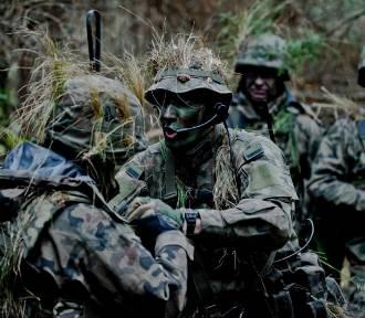 Żołnierze jednostek specjalnych szkolą dolnośląskich terytorialsów