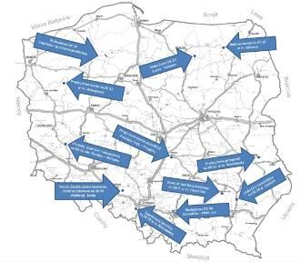 Droga rowerowa Piotrków - Przygłów będzie budowana w pasie dk12 - zapowiada Ministerstwo Infrastruktury