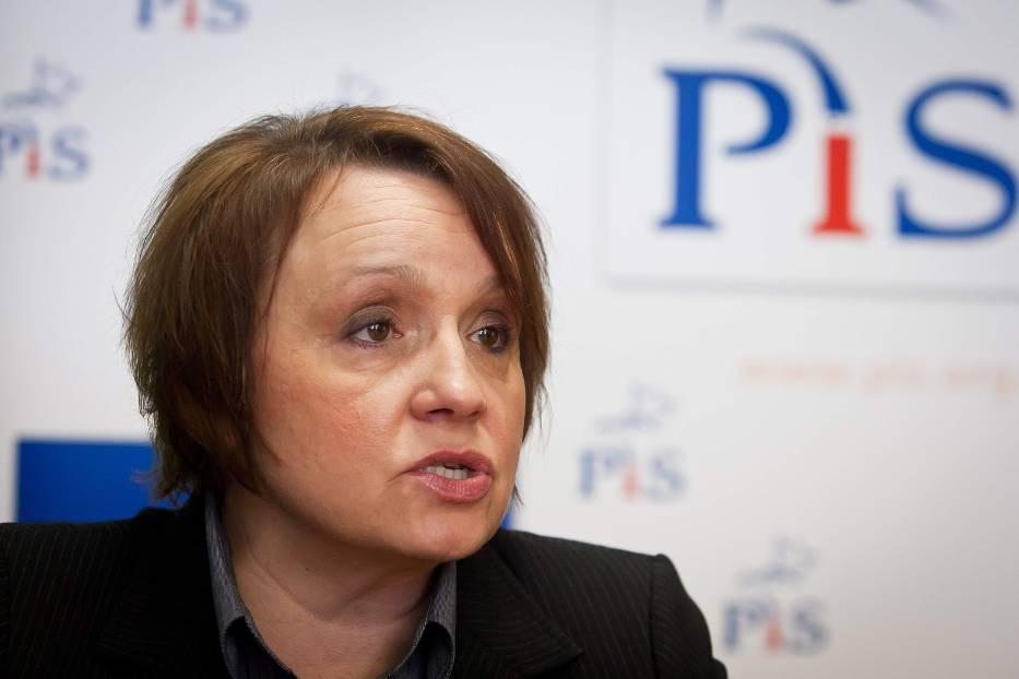 Anna Zalewska, posłanka Prawa i Sprawiedliwości
