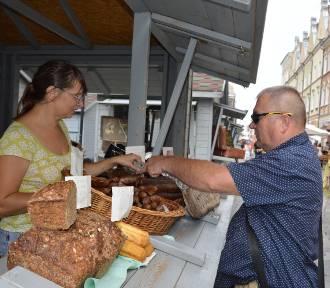 Festiwal Opolskich Smaków ruszył dziś na opolskim rynku