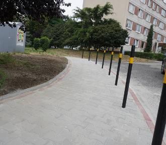 Jastrzębie-Zdrój: przy trzech ulicach pojawiły się nowe, wyremontowane chodniki. Zobaczcie