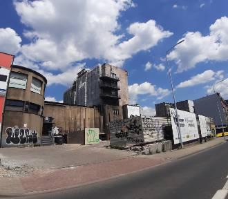 Rozpoczyna się remont elewacji dawnego Domu Powstańca w Katowicach. Po przebudowie w gmachu będą