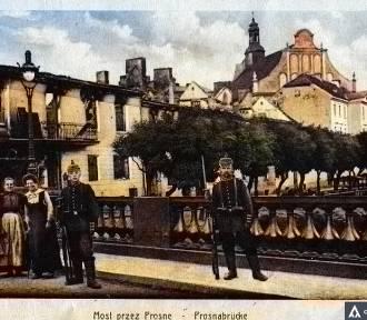Zburzenie Kalisza w 1914 roku. Zobacz koloryzowane zdjęcia. GALERIA