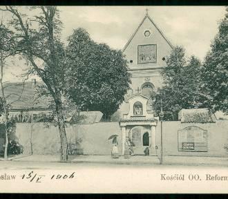 Jarosławskie kościoły na starych fotografiach