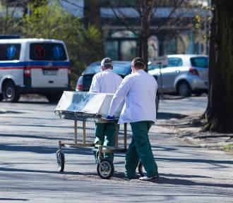 W Kujawsko-Pomorskiem drastycznie wzrosła liczba zgonów - wynika z danych GUS