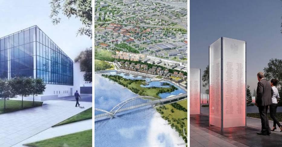 Inwestycje w Toruniu. Tak będzie wyglądało nasze miasto w najbliższym czasie [wizualizacje]