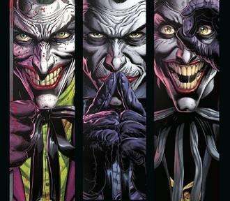 """""""Batman. Trzech Jokerów"""". Który z Jokerów jest prawdziwy?"""