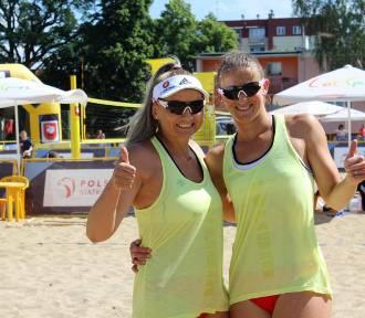 Zbąszyń - Obłędna Plaża 2018 i urocze siatkarki