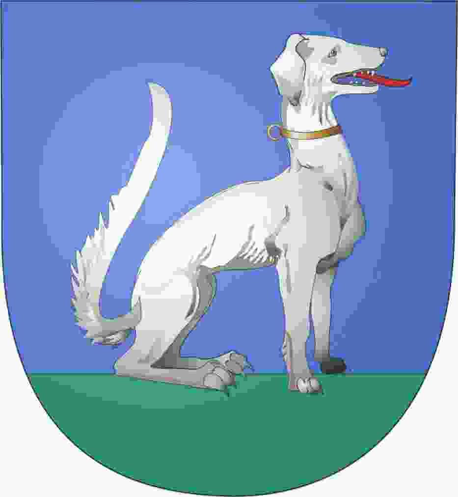 Herb dzielnicy Psie Pole- Wrocław
