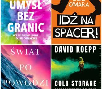 Jakie książki warto przeczytać jesienią?