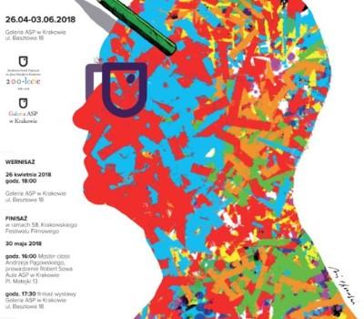 Wystawa Andrzej Pągowski Plakat Filmowy Akademia Sztuk