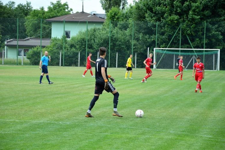 Drużyna 15-latków z Falubazu Zielona Góra przegrała z Podbeskidziem Bielsko-Biała w Centralnej Lidze Juniorów