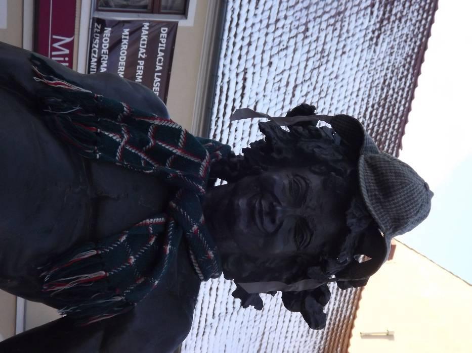 Bachusowi zimno było