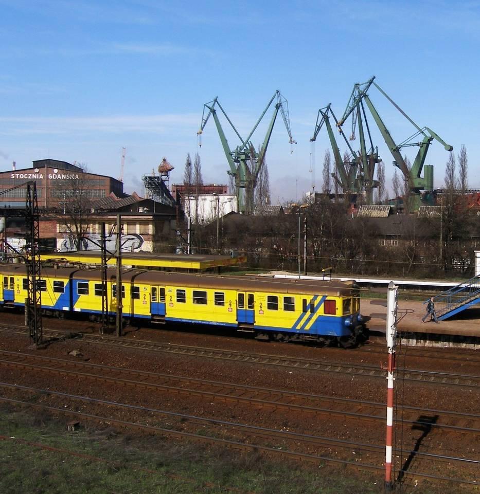 Pociąg SKM