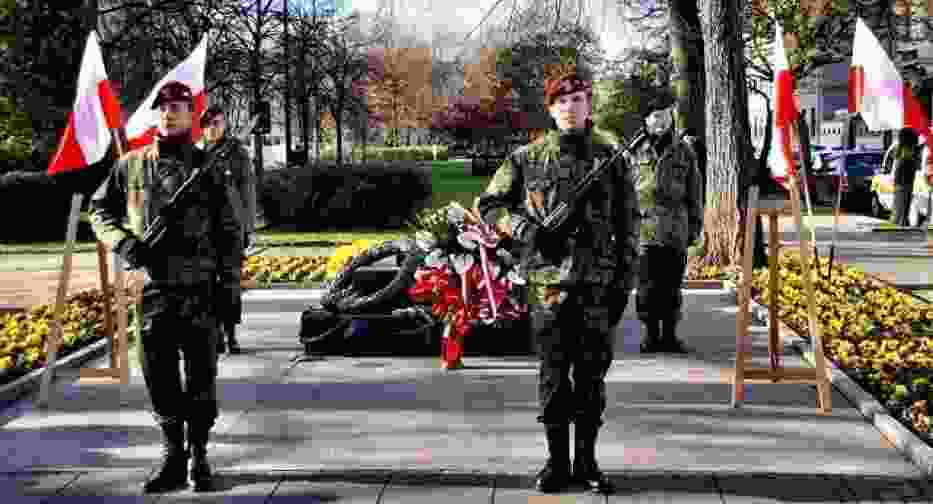 Grób Nieznanego Żołnierza przy ul