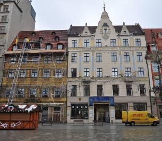 Wrocław. Najstarsza kamienica w Rynku w remoncie. Co się zmieni?