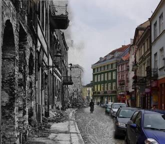 Zburzenie Kalisza. Wybuch I wojny światowej i największa tragedia w dziejach miasta. ZDJĘCIA