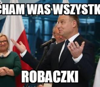 Andrzej Duda świętuje urodziny. Zobacz najlepsze memy