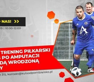 W sobotę otwarty trening Amp futbolu w Katowicach