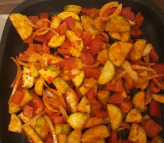 Strefa Fit: przepis na makaron warzywny z fetą
