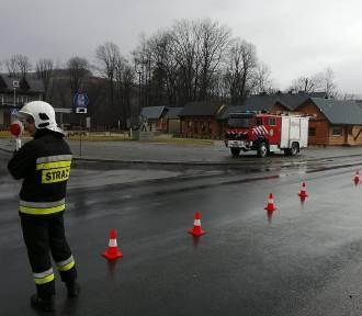 Wypadek na przejściu dla pieszych. Nie żyje 63 - letnia kobieta