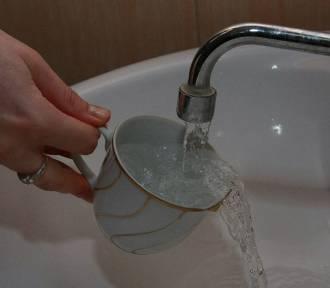 Uwaga! Mogą wystąpić problemy z dostawami wody