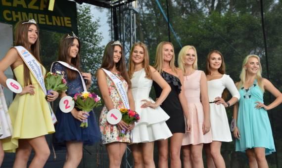 ChillOut 2016 w Chmielnie - zabawa na plaży, wybory Bursztynowej Miss Lata Chmielna 2016 ZDJĘCIA