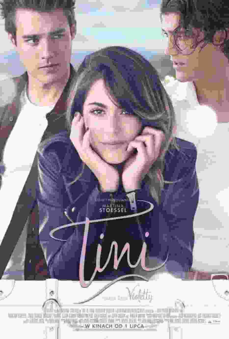"""Fot: Plakat z filmu """"Tini - Nowe życie Violetty"""""""
