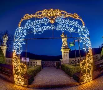 Ogrody światła w Zamku Książ i Palmiarni będą dwa razy większe! CENY, GODZINY