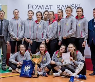 Łaskovia Łask triumfowała w hali Milenium