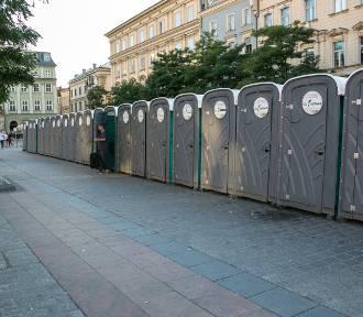 Kraków. Ostatnie przygotowania przed ŚDM