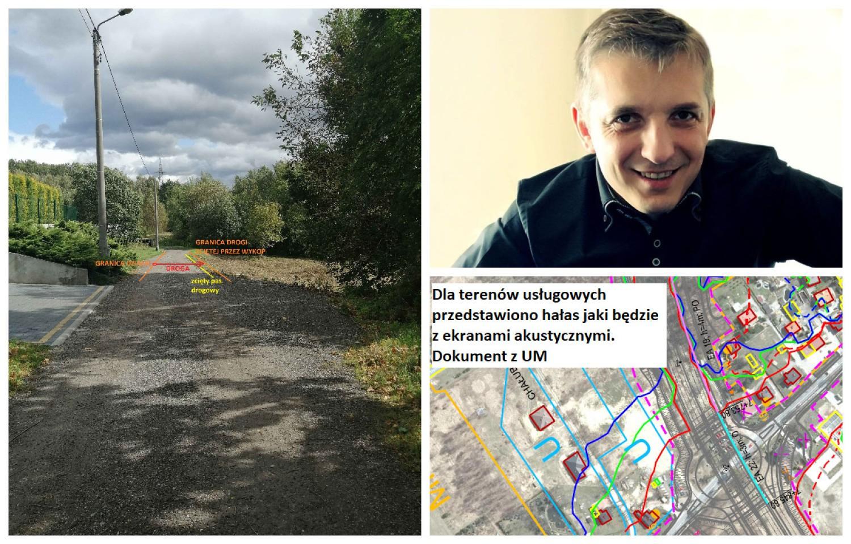 """Właściciel działki postawi płot na ulicy Chałubińskiego w Rybniku przy """"stawie dla żab""""?"""