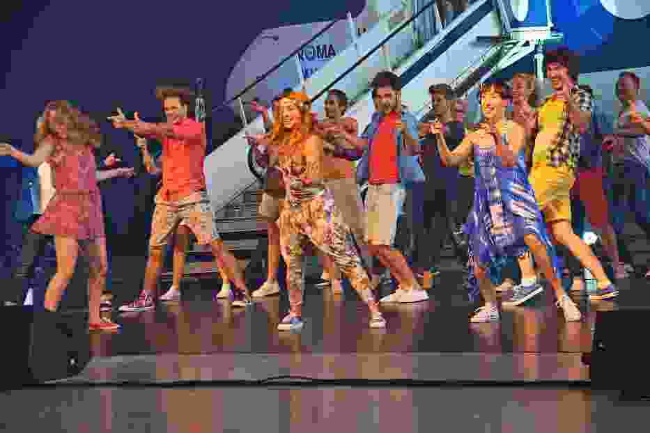 Mamma Mia! w Teatrze Roma