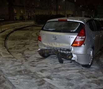Pijany kierowca spowodował kolizję na ul. Tuwima w Słupsku