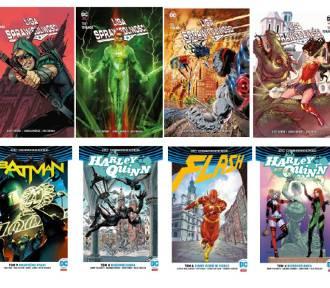 Polscy artyści rysują bohaterów DC Comics [GALERIA OKŁADEK]