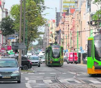 Kolejny remont na Dąbrowskiego - tramwaje zmienią trasy