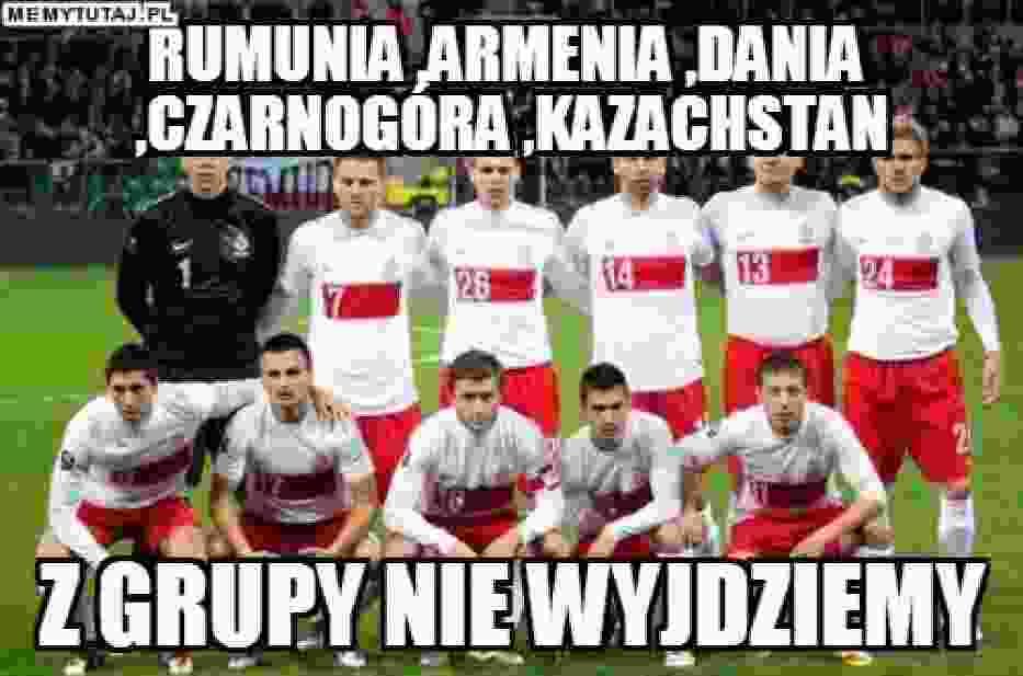 Polska - Armenia, MEMY. Tak internauci skomentowali mecz Biało-Czerwonych [MEMY]
